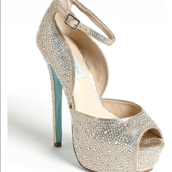 2843b0c4df Betsey Johnson Shoes | Sbkiss Heels | Poshmark